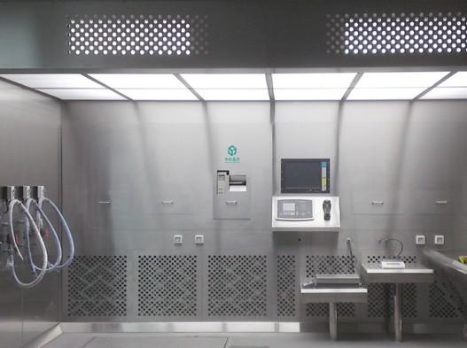 深圳负压称量室的运行方式和效果