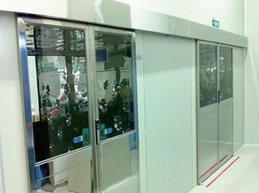 你了解货物风淋室的配置功能和使用方法吗