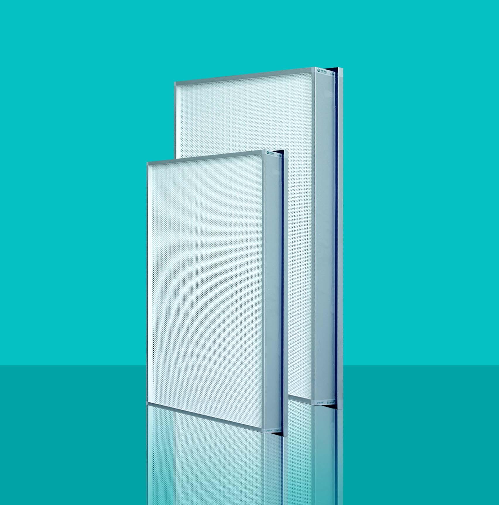 高效送风口的风速与过滤材料的关系